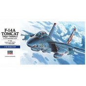 Hasegawa  1:72 F-14A Tomcat High Visibility Model Kit