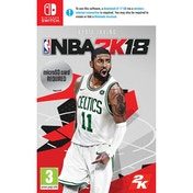 NBA 2K18 Nintendo Switch Game