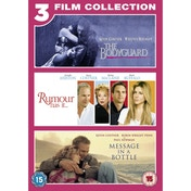 The Bodyguard/Rumour Has it/Message in a Bottle Triple Pack DVD