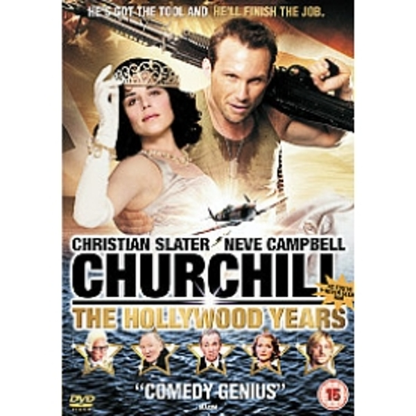 Churchill The Hollywood Years DVD