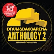 Drum & Bass Arena Anthology 2 - Various Artists CD