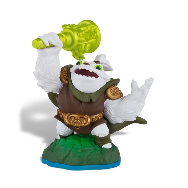 Zoo Lou (Skylanders Swap Force) Life Character Figure