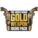 Borderlands 3 Deluxe Edition Xbox One Game (Gold Weapon Skins & Trinket DLC) - Image 2