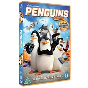 Penguins Of Madagascar DVD