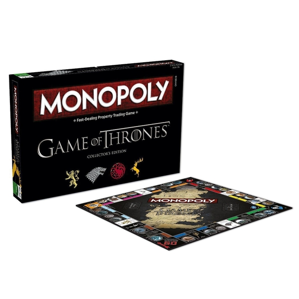 Game Of Thrones Monopoly Collector's Edition - Image 7