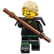 Lego The Ninjago Movie Lloyd Mini Figure