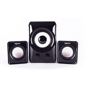 Approx APPSP21M 2.1 Multimedia Mini Speakers, 10W RMS, Black