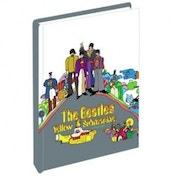 The Beatles Yellow Submarine Classic A5 Journal