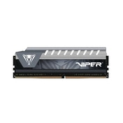 Patriot Viper Elite Series 8GB Black & Grey Heatsink (1 x 8GB) DDR4 2400MHz DIMM System Memory