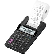 Casio HR8RCE-BK Compact 12 Digit Display Printing Calculator