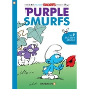The Purple Smurfs Hardcover