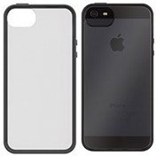 Reveal Slim Fit Case for iPhone5 Clear Black