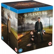 Supernatural Season 1-8 Box Set Blu-ray