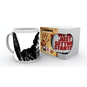 The Walking Dead Getting Started Mug