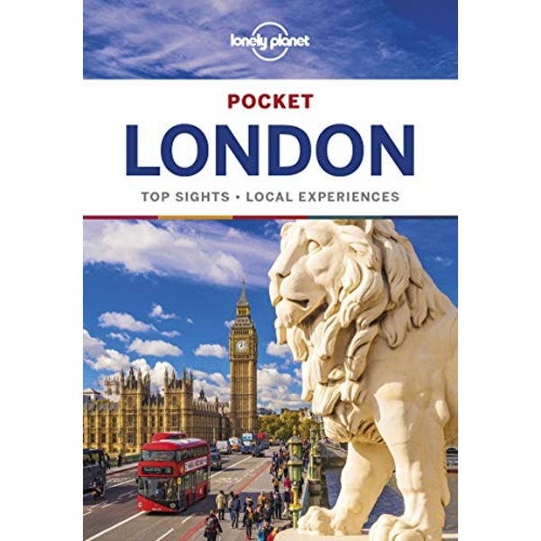 Lonely Planet Pocket London  Paperback / softback 2018