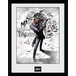 Batman Comic Joker Type Framed Collector Print - Image 2