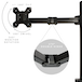 Dual Arm Monitor Stand | M&W IHB USA (NEW) - Image 2