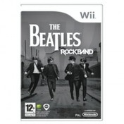 Ex-Display Rock Band The Beatles Solus Game Wii Used - Like New
