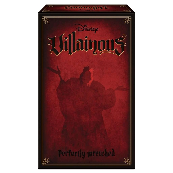 Disney Villainous - Perfectly Wretched Expansion Pack
