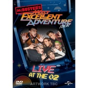 McBusted Most Excellent Adventure Tour - Live At The O2 DVD