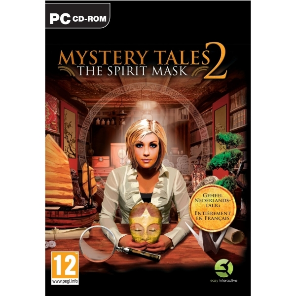 Mystery Tales 2 the Spirit Mask Game PC