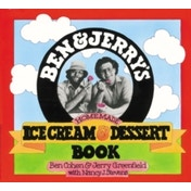 Ben and Jerry's Homemade Ice Cream and Dessert Book by Jerry Greenfield, Ben R. Cohen (Paperback, 1994)