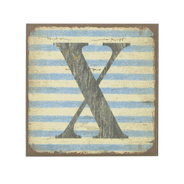 Letter X Magnets by Heaven Sends