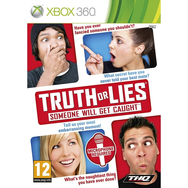 Truth or Lies Game Xbox 360 - Image 1