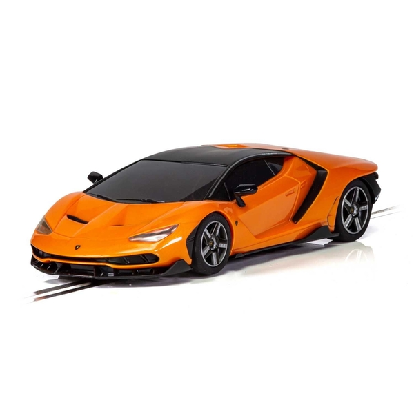 Lamborghini Centenario Orange 1:32 Scalextric Super Resistant Car