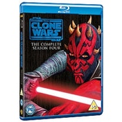 Star Wars Clone Wars Series 4 Blu-ray