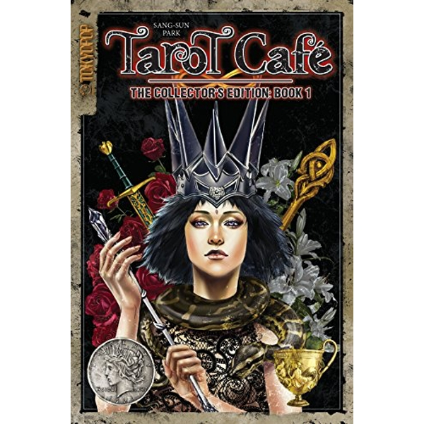 The Tarot Cafe Manga Collection: Volume 1