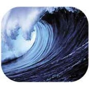 Fellowes Wave Mouse Mat