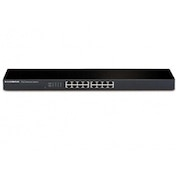 Edimax ES-1016 16-Port Fast Ethernet Rackmount Switch UK Plug