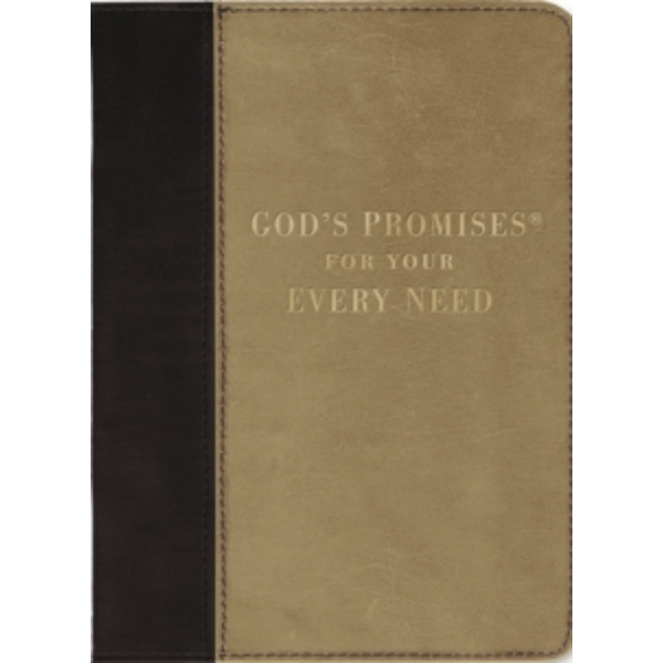 God's Promises for Your Every Need, Deluxe Edition: NKJV by Jack Countryman, A. Gill (Leather / fine binding, 2008)
