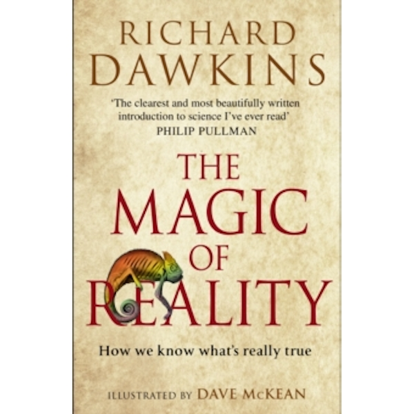 The Magic of Reality : How we know what\'s really true