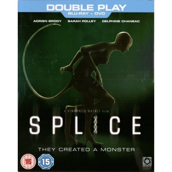 Splice Double Play Blu-ray + DVD - Image 1