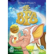 Roald Dahls The BFG Big Friendly Giant DVD