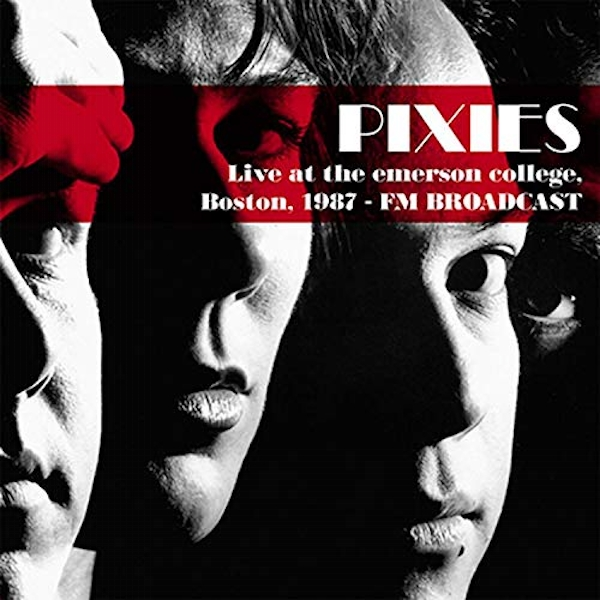 Pixies - In Heaven: Live At The Emerson College 1987 - Fm Broadcast Vinyl