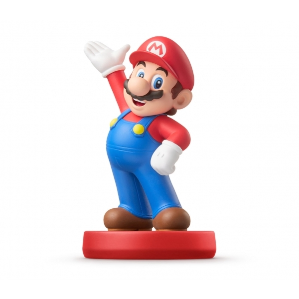 Mario Amiibo (Super Mario Collection) for Nintendo Wii U & 3DS