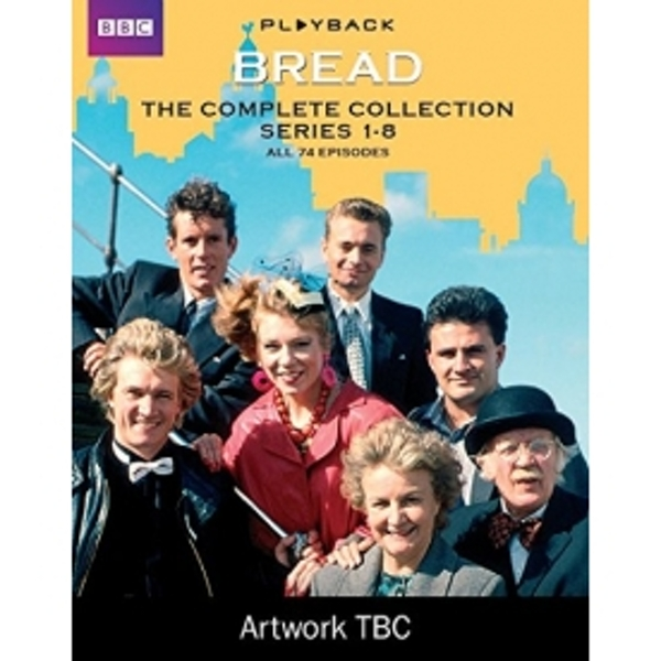 Bread: The Complete Collection Series 1-8 DVD