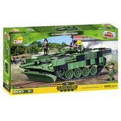 Cobi Small Stridsvagn 103C Tank - 600 Toy Building Bricks