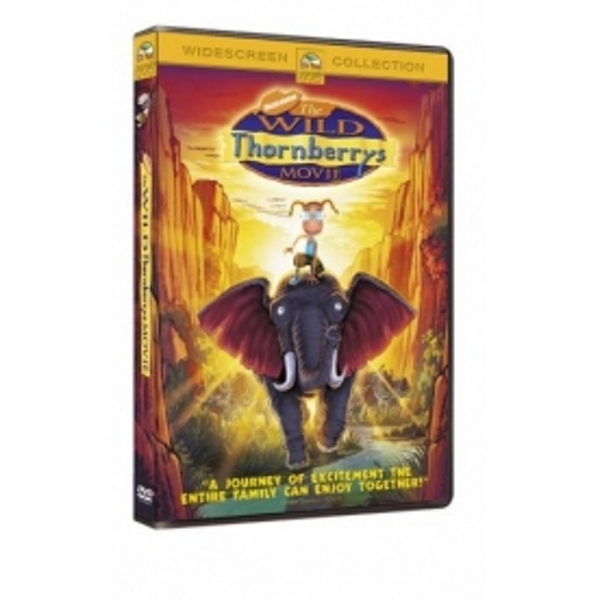 The Wild Thornberrys - The Movie DVD