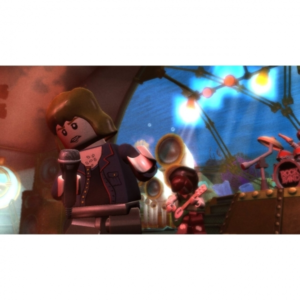 Lego Rock Band Game Xbox 360 - Image 5