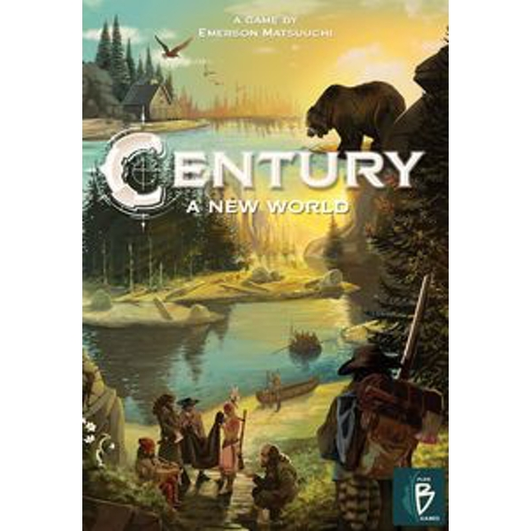 Century - A New World Board Game
