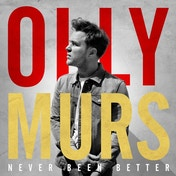 Olly Murs - Never Been Better CD