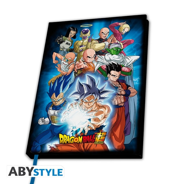 "Dragon Ball Super -  A5 ""Universe 7"" Notebook"