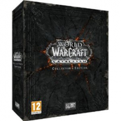World of Warcraft Cataclysm Expansion Collector's Edition Game PC
