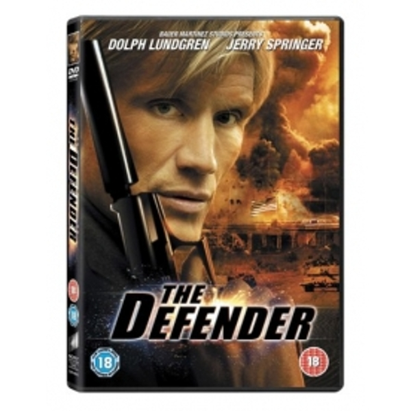 The Defender DVD