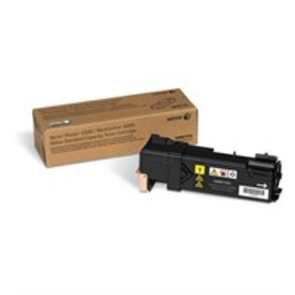 Xerox 106R01593 Toner yellow, 1000 pages