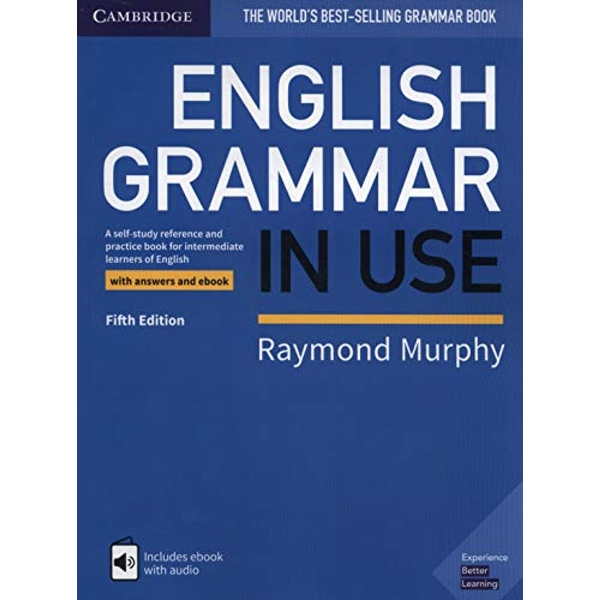 English Grammar in Use Book with Answers and Interactive eBook 5th Edition by Raymond Murphy (2019, Paperback)